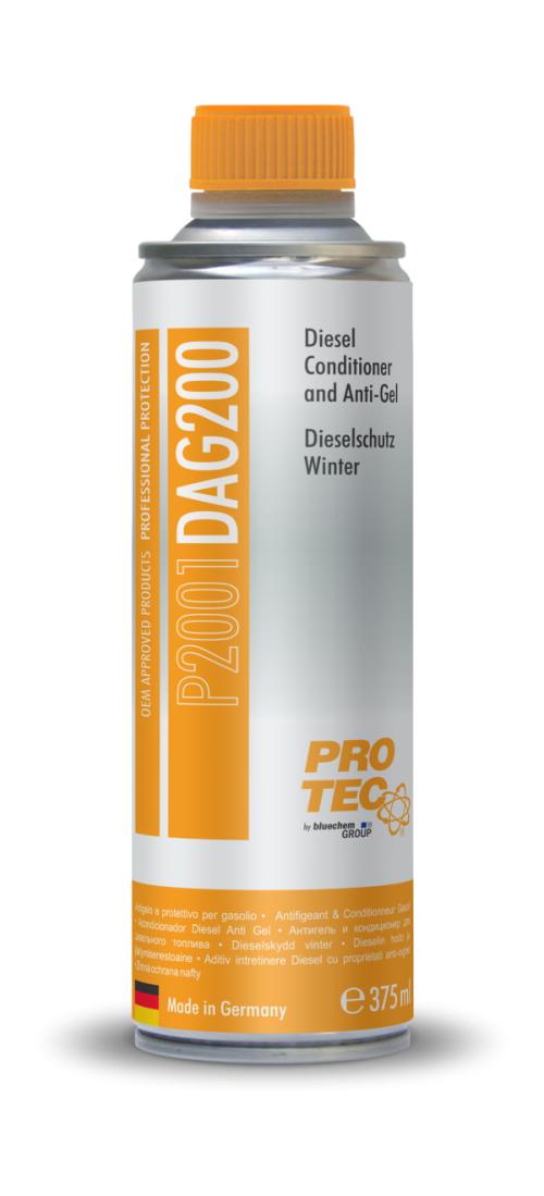 Diesel Conditioner and Anti Gel